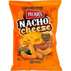 Herr's Cheese Curls Nacho(198g) - 9 Packs