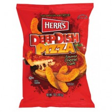 Herr's Deep Dish Pizza Curls (198g) - 12 Packs
