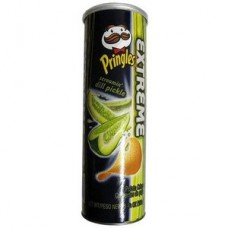 Pringles Super Stack Extra Screaming Dill Pickle