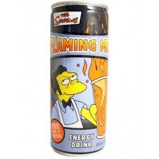 Flaming Moe Simpsons Energy Drink 24 Pack (330ML)