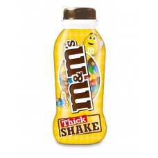 M&M Peanut Milk Shake