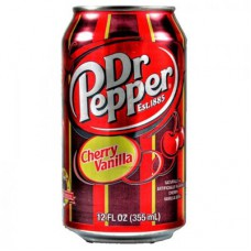 Dr Pepper Cherry-Vanilla (355ml)