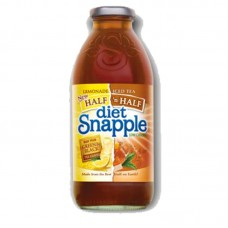 Snapple Half Half (473ml) - 24 Pack