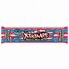 Airheads xtremes sweet sour belts raspberry