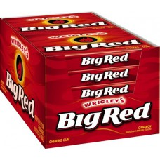 Wrigleys Big Red Chewing Gum