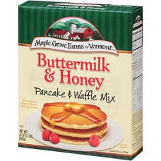 Maple Grove Farms Buttermilk and Honey Pancake Mix