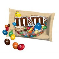 M&M's Almond King Size Bag