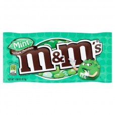 M&M's Mint Dark Chocolate