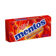 Mentos Cinnamon Theatre Box