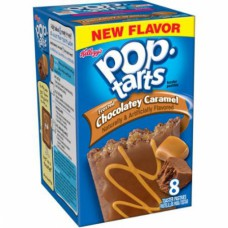 Pop Tarts Frosted Chocolate Caramel