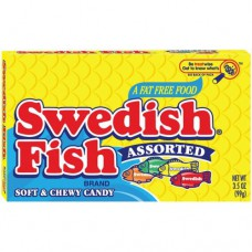 Swedish Fish Assorted Theater Box