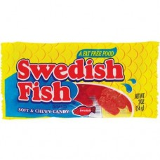 Swedish Fish Red Theater Box
