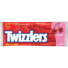 Twizzlers Pull and Peel Cherry