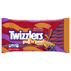 Twizzlers Pull and Peel Fruit Punch