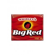 Wrigley's Slim Pack Extra Big Red 15 Sticks
