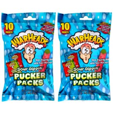 Warheads Sour Pucker Pack
