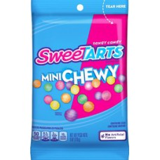Wonka Sweetarts Chewy Mini Peg Bag