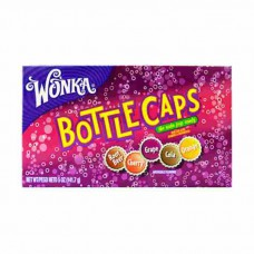 Wonka Bottle Caps Theatre box