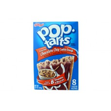 Pop Tarts Frosted Choc Chip Cookie Dough