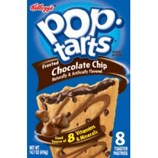 Pop Tarts Frosted Choc Chip