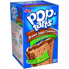 Pop Tarts Brown Sugar & Cinnamon Unfrosted