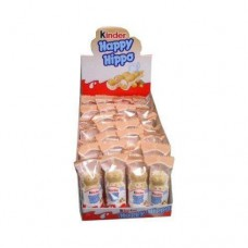 Happy Hippo White Choc Loose
