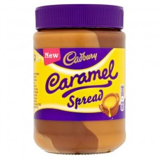 Cadbury Caramel Chocolate Spread 6x400g