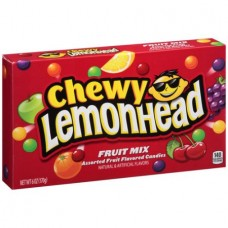 Chewy Lemon Head Assorted Fruit Mix