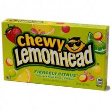 Chewy Lemon Head Fiercely Citrus