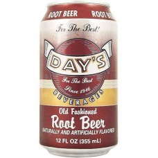 Days Soda Root Beer