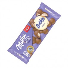 Milka Chocolate Bubbly Milk White
