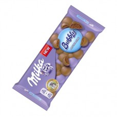 Milka Chocolate Bubbly Milk