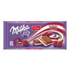 Milka Chocolate Cherry