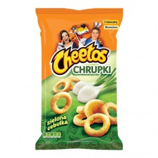 Cheetos Green Onion XXL (145g) - 14 Packs