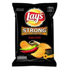 Lay's Strong Chilli(160g) - 20 Packs