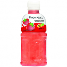 Mogu Mogu Strawberry Drink (320ml)