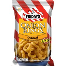 TGI Fridays Onion Rings Baked 78g (1x10)