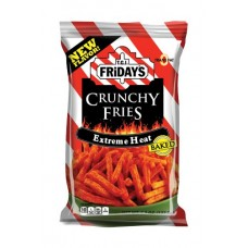 TGI Fridays Crunchy Fries Extreme Heat Baked 127g (1x12)