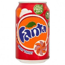 Fanta Fruit Twist (GB)