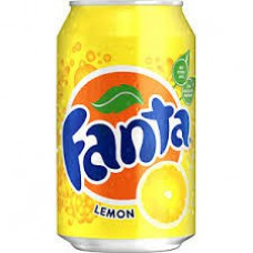 Fanta Lemon (GB)