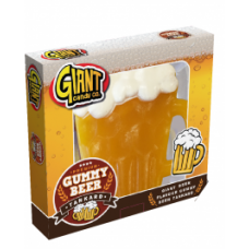 Giant Candy Gummy Beer Tank Mix Fruit