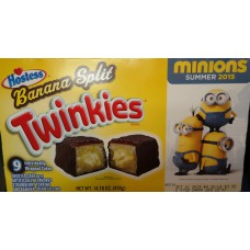 Hostess Banana Split Chocodiles