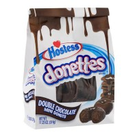 Hostess Double Choc Donettes