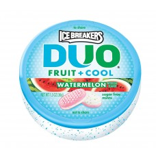 Ice Breaker Duo Mints  Watermelon