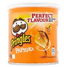 Pringles Paprika (40g) - 12Packs