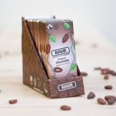 Rawr Organic Chocolate Bar 10x60g