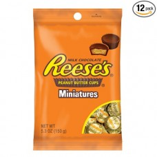 Reese's Cup Miniature Peg Bag