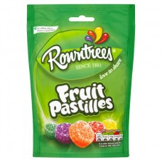 Rowntrees fruit pastilles pouch