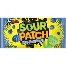 Sour Patch Blue Raspberry Bag