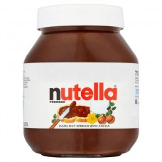 Nutella Jars 6x750g